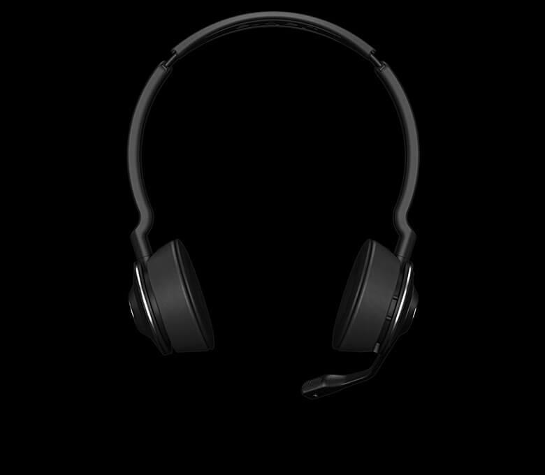 Jabra Engage 75 Stereo Cuffie Wireless